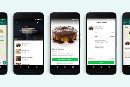 Compras, pagamentos e atendimento ao cliente: tudo no WhatsApp