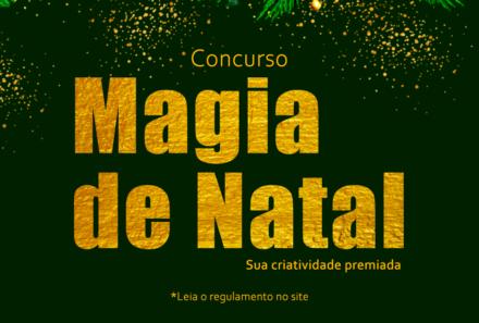 Campanha Magia de Natal – Concurso de Vitrines
